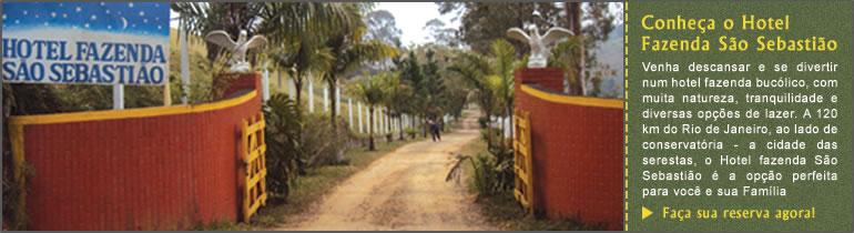 8ad6a57bdb Conheca o Hotel Fazenda Sao Sebastiao e aproveite o clima bucólico para  descansar e se divertir